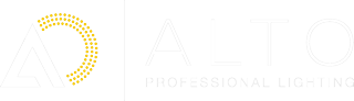 Alto – Professional Lighting Logo